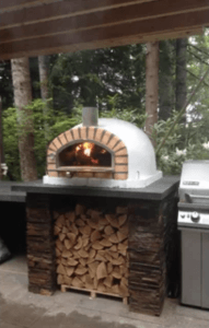 Design Wood Burning Outdoor Pizza Ovens Arts Amp Food