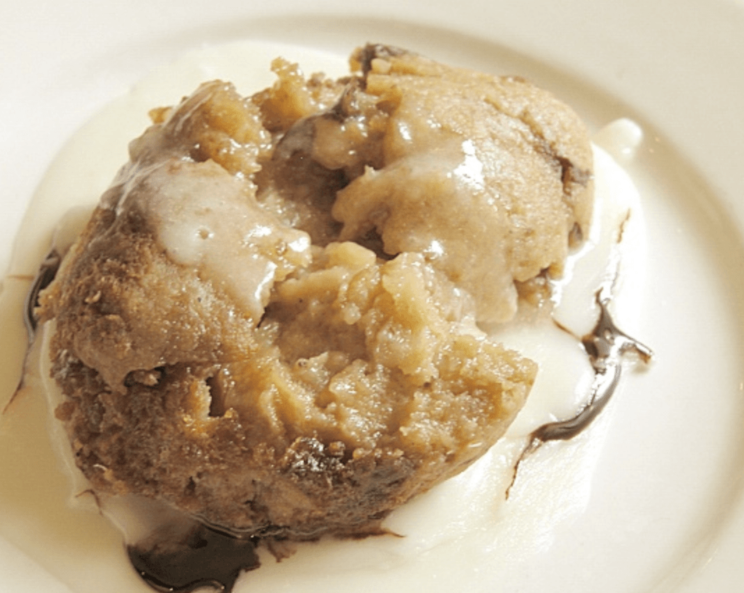 Bread Pudding with Bourbon Sauce - Recipe - FineCooking